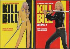 Kill Bill & Kill Bill 2 ( 2 movies )