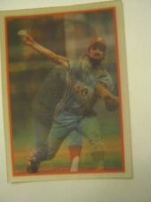 1986 Sportflics #110 Steve Bedrosian Magic Motion Baseball Card  (GS2-b23)