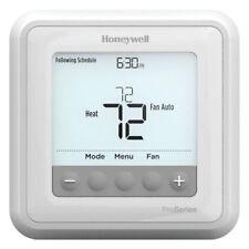 Honeywell T6 Pro Programmable Thermostat Th6210U2001, White