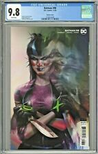 Batman #98 CGC 9.8 Variant Cover Edition Francesco Mattina Joker War Part Four