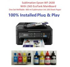 Sublimation Epson WorkForce WF-2630 / L- 565 Main Board  All in One Printer