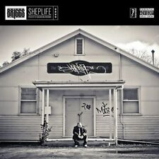 Briggs Sheplife Gun Metal Grey 2LP Vinyl 2014  Aussie Hip Hop