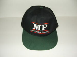 RARE VINTAGE TOUCH GOLD 1997 HASKELL STAKES WINNER SNAPBACK HAT