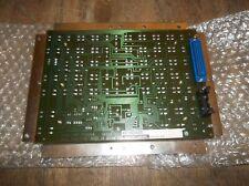 Fujitsu Limited N860-3482-T010 Fanuc CNC Keyboard Japan