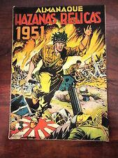 Hazañas Belicas Almanaque de 1972,Ed.Toray (ORIGINAL)