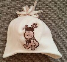 Mütze~Neu~Babymütze~USA~Rentier~Elch~6-12 Monate~Kindermütze~Tier~braun~