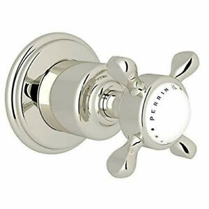 """Rohl U.3241X-PN/TO Polished Chrome Perrin and Rowe 3/4"""" Shower Volume Control"""