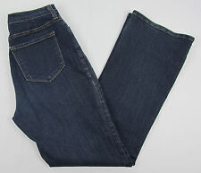 Womens NYDJ Not Your Daughters jeans Boot cut USA Made Blue Size 10