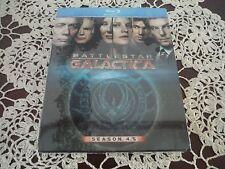 Battlestar Galactica Season 4.5 Blu-ray 3 Disc  New UNOPENED
