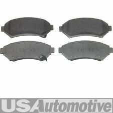 FRONT DISC BRAKE PADS - OLDSMOBILE AURORA & SILHOUETTE 1997-04, INTRIGUE 1998-02
