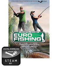 EURO FISHING PC STEAM KEY