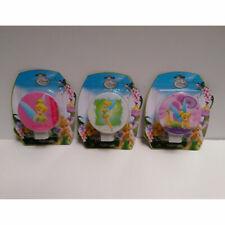 LOT 3 Disney Tinker Bell Girls Room Wall Night Lights Lamp Xmas, Birthday Gift