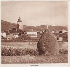 1926  --  MEULE DE FOIN A LOUHOSSOA   3H085