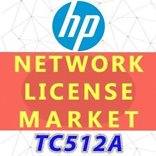 TC512A HP SAN Extension Switch Fabric Vision License, E-Delivery