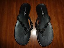 MONTEGO BAY CLUB Flip Flops SANDALS WOMEN'S SIZE 10