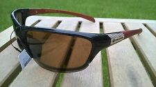 Men's Nitrogen Polarized Sunglasses NT703105PZ Davis A1 black fishing orange