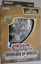YU-GI-OH! BREAKERS OF SHADOWS SPECIAL EDITION English Konami Shonen Jump booster