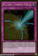3x Mirror Force Unlimited Edition Common YGLD A,B,C Mixed Yu-Gi-Oh!