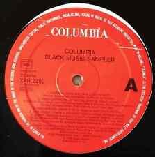 """V/A - Columbia Black Music Sampler EP (12"""") (Promo) (VG+/G)"""