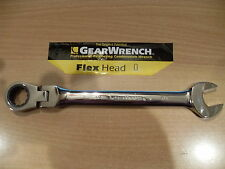 New Gearwrench Flex Head Sae Metric Ratcheting Combination Wrenchchoose Size