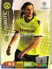 Adrenalyn XL Champions League 11/12 - Neven Subotic