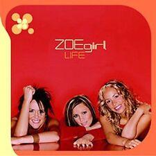 Life by ZOEgirl CD Nov-2001 Sparrow Records Contemporary Christian pop rock CCM