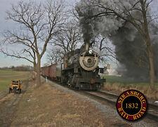 Strasburg Railroad Train Sturdy Metal Sign Logo Photo