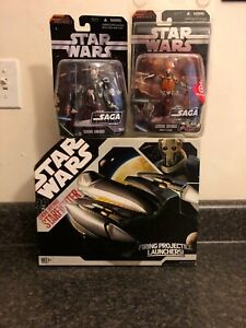 Star Wars The Clone Wars General Grievous Lot
