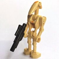 STAR WARS lego COMMANDER BATTLE DROID minifig the clone wars 75043 75092 9515