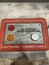 Vintage Shox-Stok Model W-9 Electric Fence Controller 110V 60 Cycles