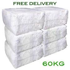 60Kg White Mix Wiper Industrial engineers Garage Rag cotton