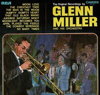 "GLENN MILLER The Original Recordings 12"" Vinyl LP Album Camden CDS1040 DA"