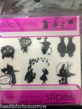 Japan Stipee Alice Wonderland Book Marks- Student Kids Birthday Holidy Gifts