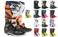 5% OFF Alpinestars 2019 TECH 7 MX Boots Professional Motocross Racing Off-road