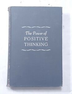 Vintage 1952 The Power of Positive Thinking by Norman Vincent Peale Hardcover