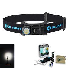 Olight H1R Nova 600 Lumens magnetic USB Rechargeable Neutral White LED Headlamp