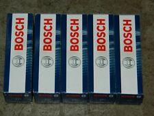 (5) BOSCH FR7HPP33+ DOUBLE PLATINUM SPARK PLUGS FOR BEETLE GOLF JETTA PASSAT A8