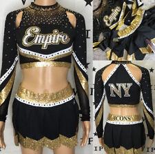 Cheerleading Uniform Real Allstar NY Icons Adult Med RARE