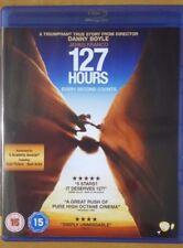 127 Hours (Blu-ray, 2011) NEW Free Postage
