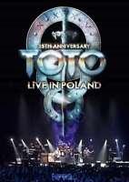 Toto - 35th Anniversaire Tour Live En Pologne Neuf DVD