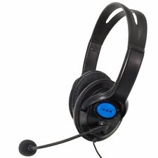 Stereo Gaming Headset Headphone w/ Microphone Wired Aux for PC Laptop Phone PS4