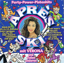 "APRES SKI ""Party-Power-Pistenhits"" 2CD-Set Disky 2000 Neu & OVP 32 Tracks"