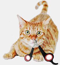 Pet Dog Cat Guinea Pig Rabbit Bird Claw Nail Clipper Trimmer Scissors Use Easily