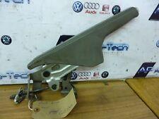 Handbrake Handle & Mechanism, Grey Leather - VW GOLF 2000 MK4 GTI 1.8T R32 Repli