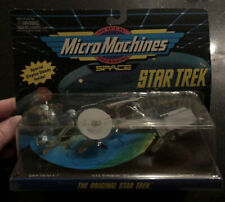 Sealed In Package 1994 Star Trek Micro Machines 3 Ship Pack Space Retro Hipster