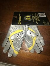 Nike Vapor Jet 3.0 Receiver Gloves Football Oregon Ducks Size XXL