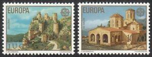 Yugoslavia, 1978 Europa CEPT. SG1811-2 Unmounted Mint MNH