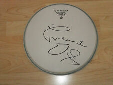 GRAHAM EDGE THE MOODY BLUES SIGNED DRUMHEAD
