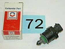 85-92 Camaro Firebird 87-95 C/K Truck Idle Air Control Valve NEW GM 288  #72