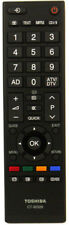 Genuine Toshiba Remote Control For LCD TV Models 32AV834B 32BV711B